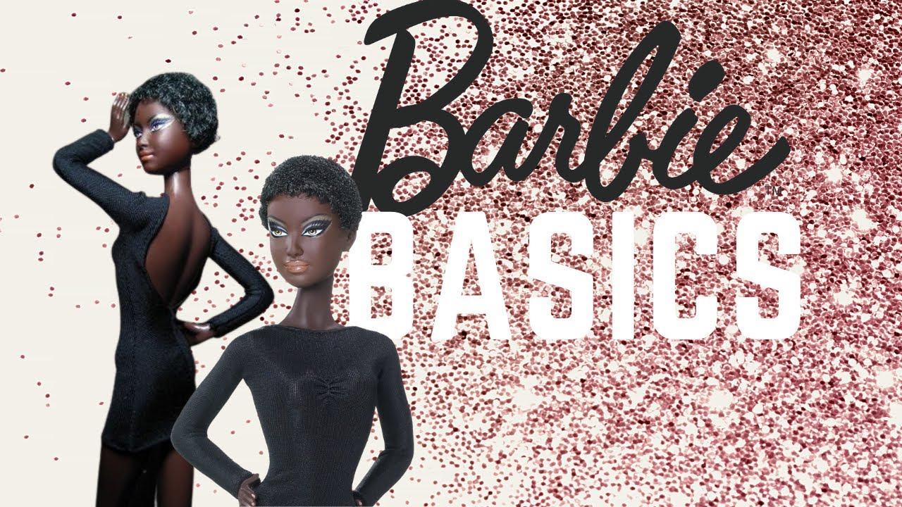 Barbie Basics (Modelo No. 04—Coleção 001)