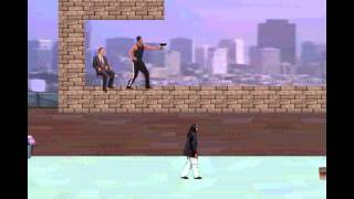 homemade Video Game based on The Room by Tommy Wiseau