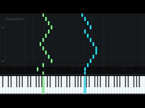 Piano   2 mão  Avançado_01 by Fernando Carvalho  [Piano Tutorial + Sheet music] thumbnail