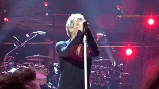 Bon Jovi END THINFS (Phil X) Barrymore Th. NY 20.10.2016