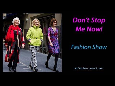 Don't Stop Me Now - U3A Melbourne City & VAMFF Cultural Program