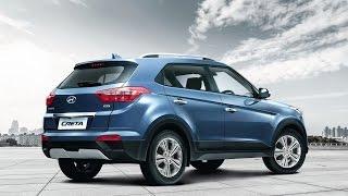 Тест драйв Новый Hyundai Creta смотреть