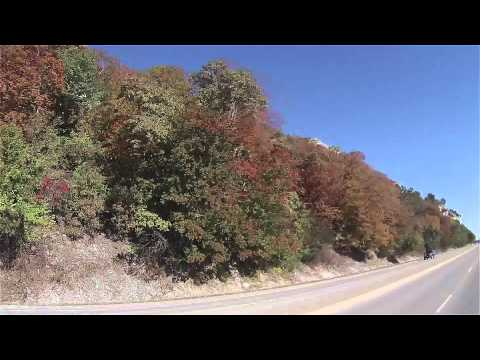Fall Color Drive on Great River Road (Grafton to Alton, Ill.)