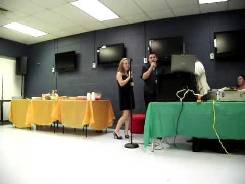 Kasha And I Singing (Karaoke) - Amazed