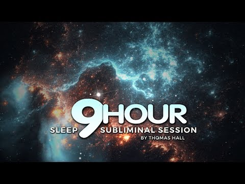 Wake Up Full of Energy - (9 Hour) Sleep Subliminal Session - By Thomas Hall