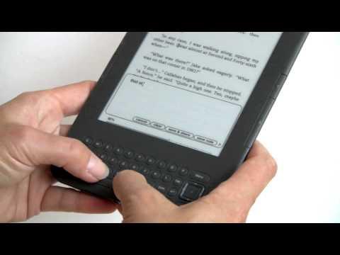 New Nook Simple Touch vs Amazon Kindle 3 Comparison
