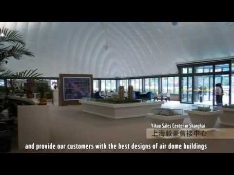 Innovative air domes promise significant energy savings