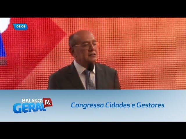 Congresso Cidades e Gestores apresenta a arte e cultura de Alagoas