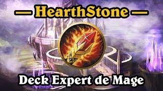 HearthStone Brasil - Construindo um Deck Expert de Mago | Mage