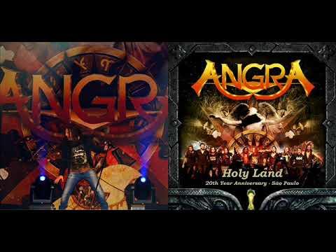 Angra - Holy Land 20th Anniversary: Live in São Paulo (full audio concert - bootleg)