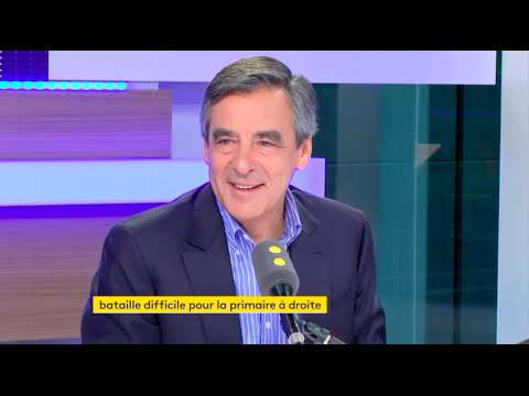François Fillon invité de France Info - 2/09