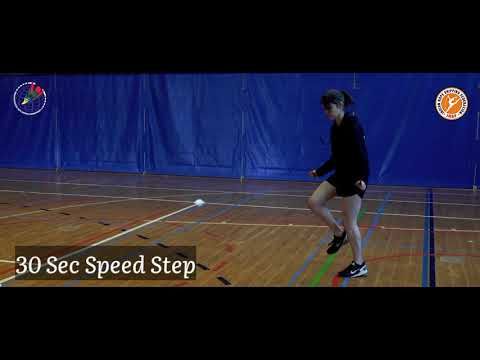 30 SEC. SPEED STEP   India Inter-School Rope Skipping Championship 2021.