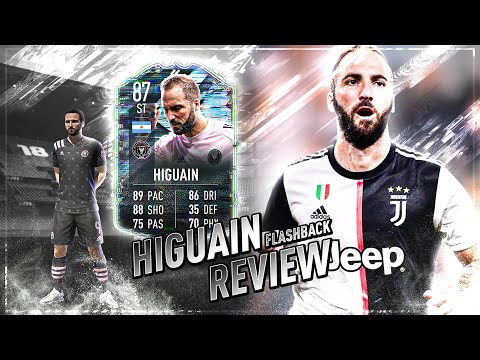 "FIFA 21   Higuain ""Aguero auf Wish"" Flashback 🔥 Player Review"