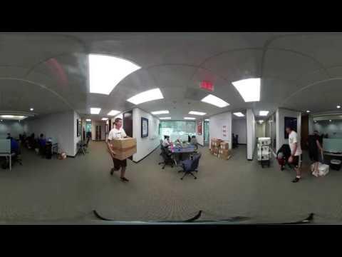 Houston Dynamo|Dash Youth 360 Office Tour