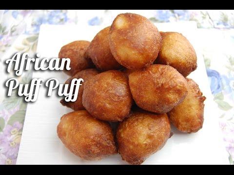 puff puff recipe