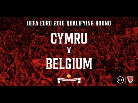 Wales v Belgium - 12.06.2015 (EURO 2016 Qualifying Round Full Re-Run)