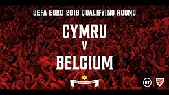 Wales v Belgium - 12.06.2015 (EURO 2016 Qualifying Round Full Re-Run)