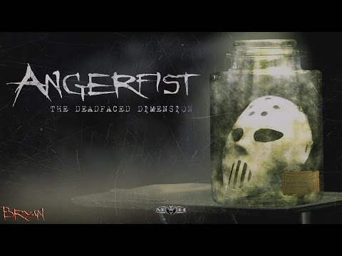 Angerfist - The Deadfaced Dimension