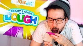 EATING PLAY DOUGH PIZZA | The Jacksepticeye Power Hour