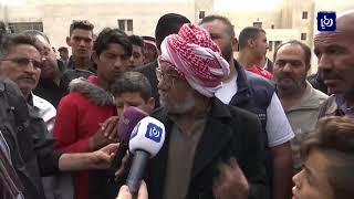 21 وفاة و35 إصابة ضحايا حادثة البحر الميت