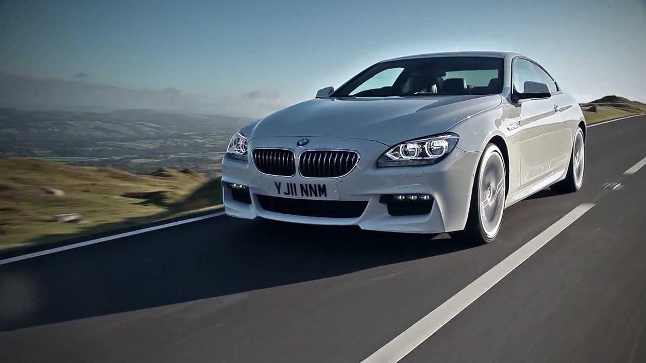 2012 BMW 640d Coupe  YouTube