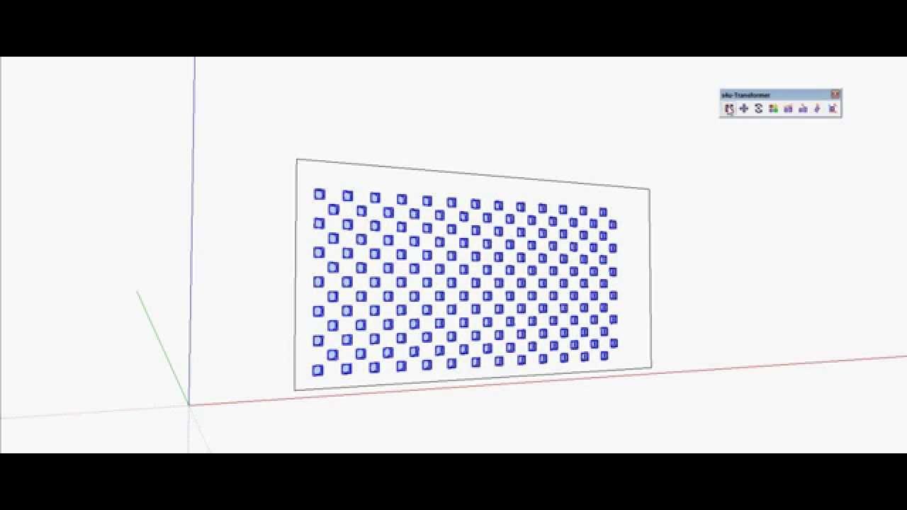 s4u Transformer | SketchUp Extension Warehouse