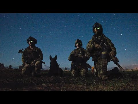 "United States Special Forces 2018 - ""Ready to Strike"""