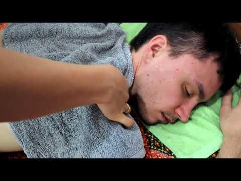 ASMR Amazing Thai Massage With Loud Cracks