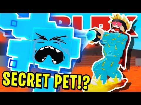 *NEW* SECRET PET, VOLCANO BOSS & *SECRET* CHEST HOVER BOARD IN GHOST HUNTING SIMULATOR!! [UPDATE 25]