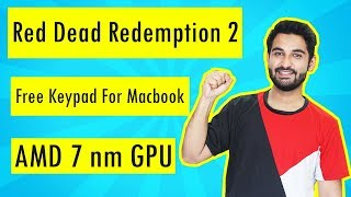 #TB03-RED DEAD Redepmtion 2 Coming for PC , Free keyboard for MACBOOKs, Nvidia TITAN V CEO Edition