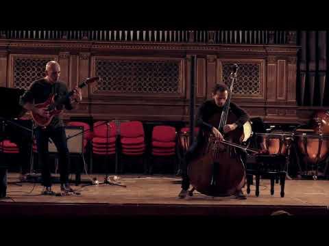 Marc Ducret - Daniele Roccato - live in Santa Cecilia
