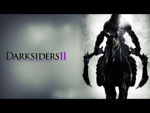 Превью игры Darksiders 2