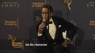 Emmy winner Ron Cephas Jones (