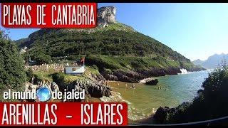PLAYAS DE CANTABRIA | Playa de Islares - Arenillas, CASTRO URDIALES