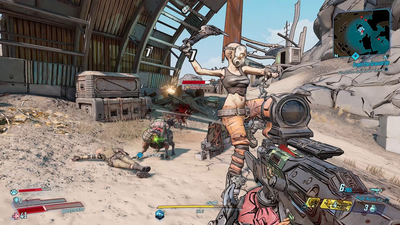Image result for borderlands 3 gameplay