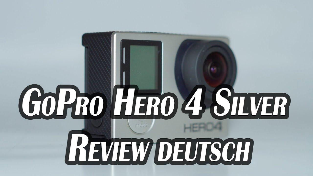 GoPro HERO 4 Silver Test deutsch | Action Kamera Review... | Doovi
