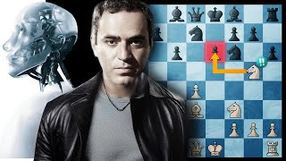 Garry Kasparov vs. Deep Blue: The Chess Battle For Humanity