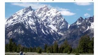 Geology of Grand Teton National Park