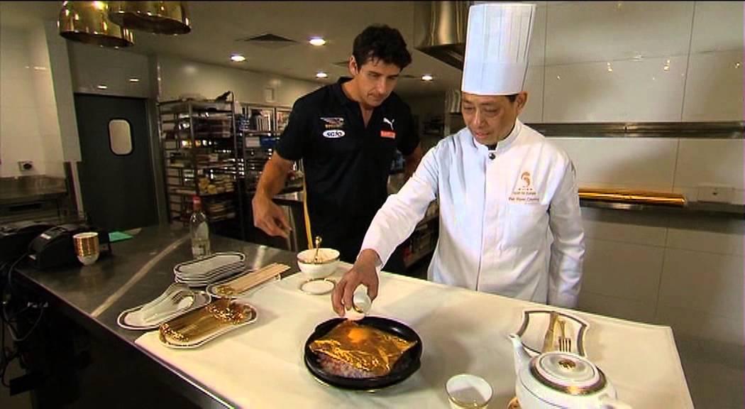 Silks Restaurant Crown Perth