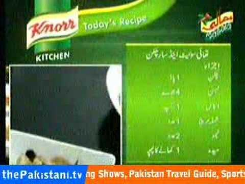 hot and sour soup recipe by chef rahat chicken