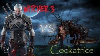 The Witcher 3: Wild Hunt - Cockatrice / Куролиск