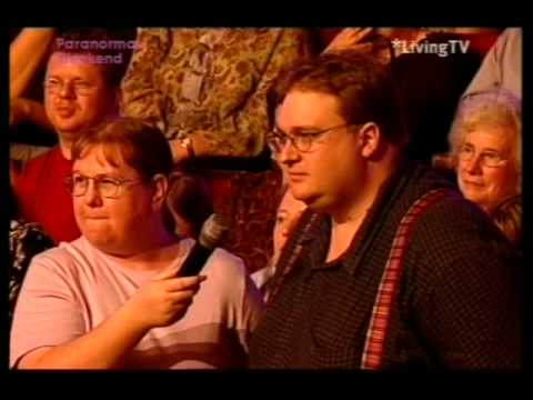 Derek Acorah - The Three Mediums Theatre Show (1/2)