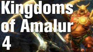 Kingdoms of Amalur: Reckoning Walkthrough Part 4 - Into the Light