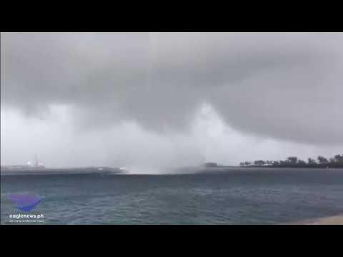 Tornado hits Nassau, Bahamas