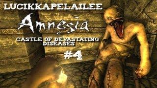 Amnesia: Castle Of Devastating Diseases! - 4 - Himmee puzzle ja loppupimennys!