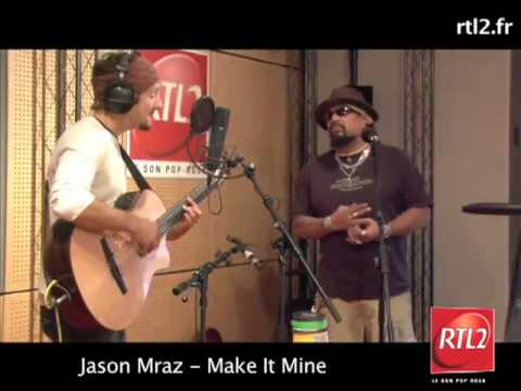 Live Jason Mraz -  Make It Mine