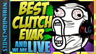 """EPIC ACE CLUTCH SEARCH AND DESTROY """"And we are LIVE!"""" #106"""
