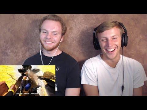 SOS Bros React - JoJo's Bizarre Adventure Episode 6 - Good Men Fated to Die!!