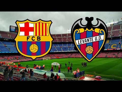 Barcelona vs Levante [3-0] - Matchday Experience & Live Reactions