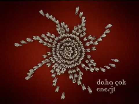 Akbank 2 TV Advert - Mass Choreography By Penny Jones